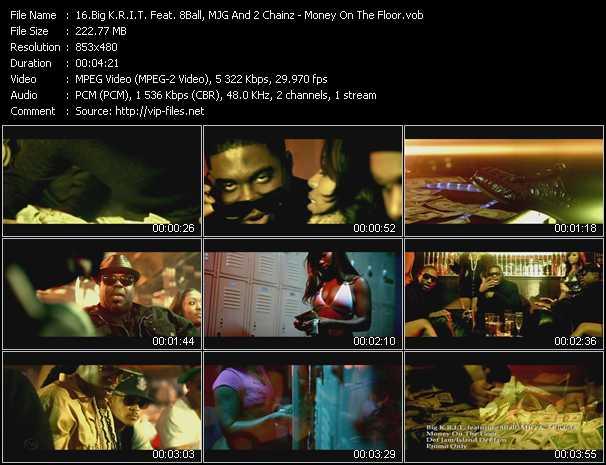 Big K.R.I.T. Feat. 2 Chainz, 8Ball (Eightball) And MJG video screenshot