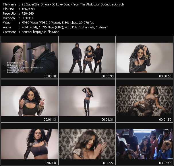 SuperStar Shyra video screenshot