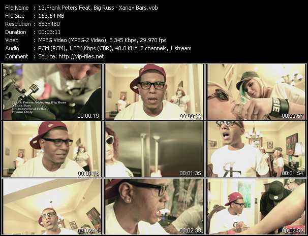 Frank Peters Feat. Big Russ video screenshot