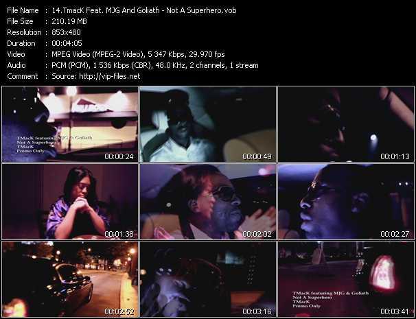 TmacK Feat. MJG And Goliath video screenshot