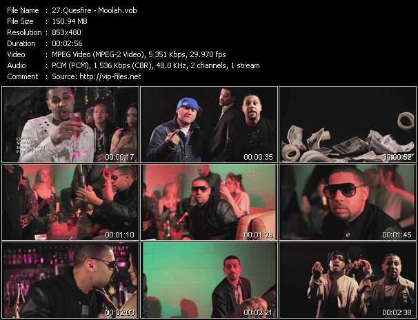 Quesfire video screenshot