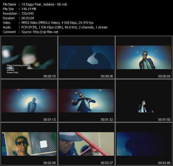 Diggy Feat. Jadakiss video screenshot