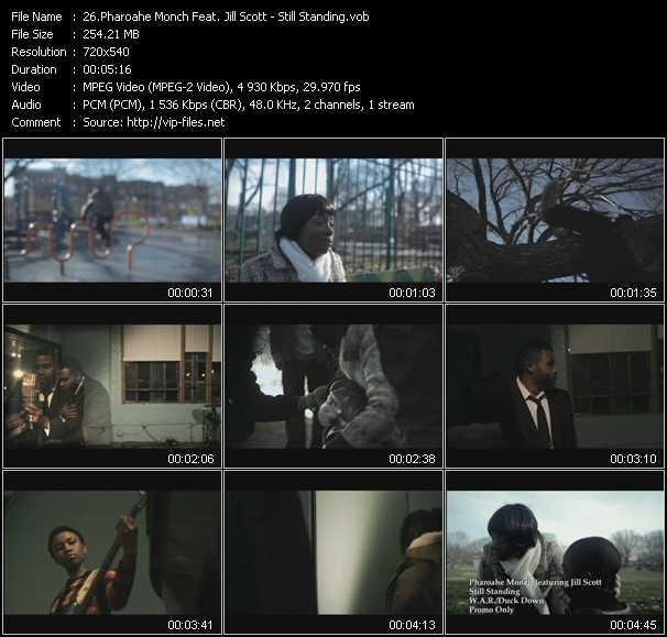 Pharoahe Monch Feat. Jill Scott video screenshot