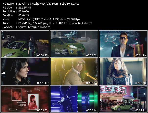 Chino And Nacho Feat. Jay Sean video screenshot