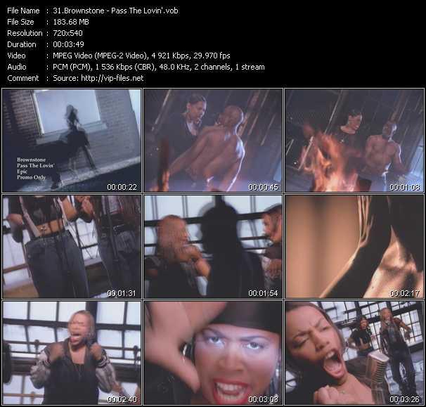 Brownstone video screenshot