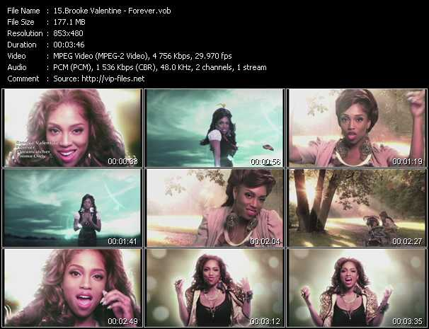 Brooke Valentine video screenshot