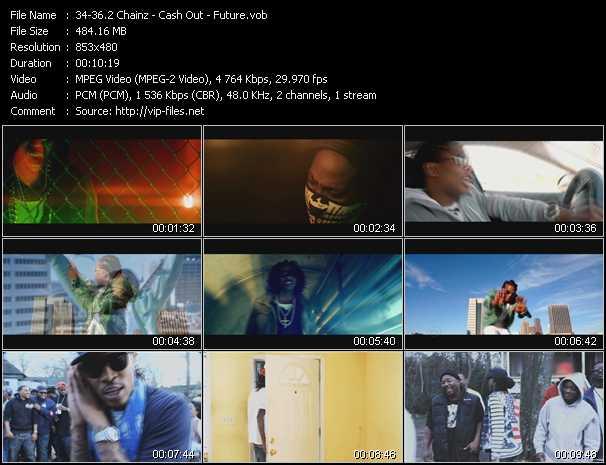 2 Chainz - Cash Out - Future video screenshot