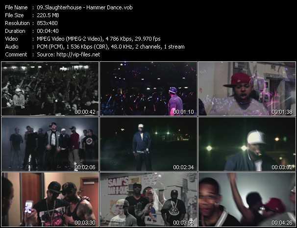 video Hammer Dance screen