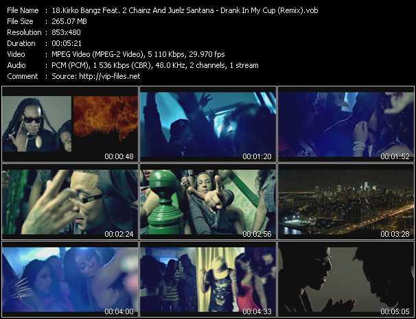 Kirko Bangz Feat. 2 Chainz And Juelz Santana video screenshot