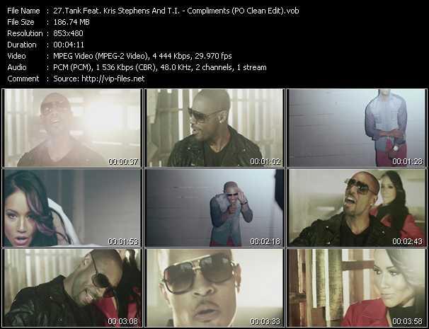 Tank Feat. Kris Stephens And T.I. video screenshot