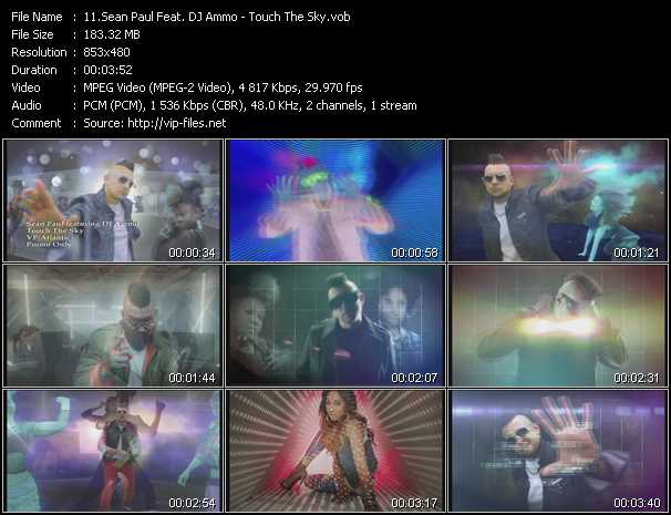 Sean Paul Feat. DJ Ammo video screenshot