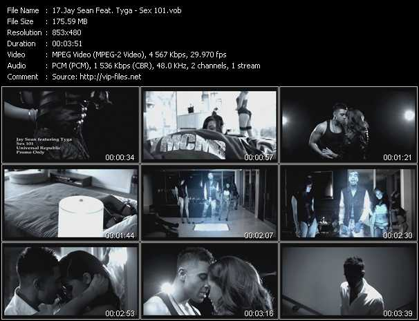 Jay Sean Feat. Tyga video screenshot