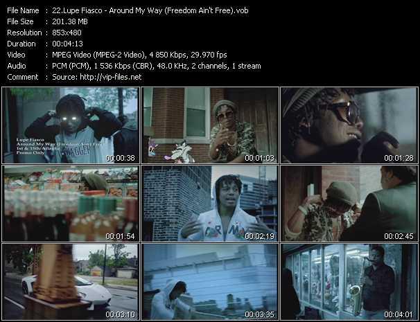 video Around My Way (Freedom Ain't Free) screen