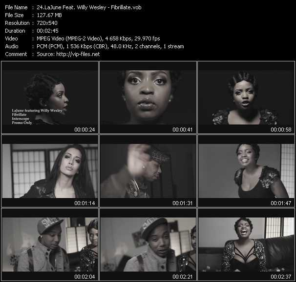 LaJune Feat. Willy Wesley video screenshot