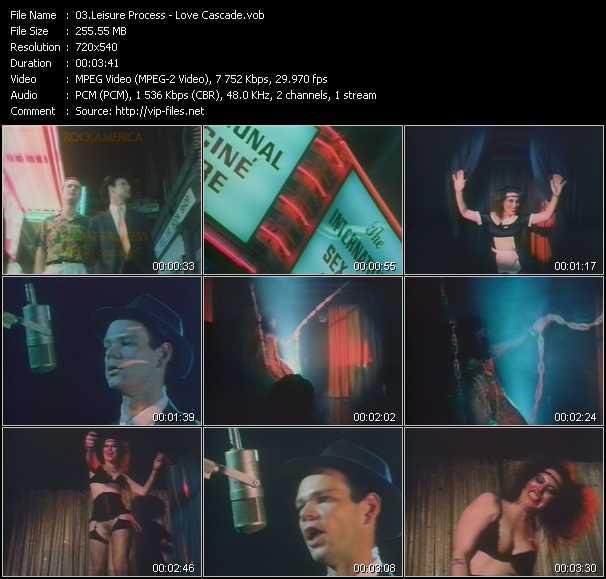 Leisure Process video screenshot