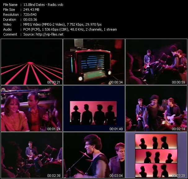 Blind Dates video screenshot