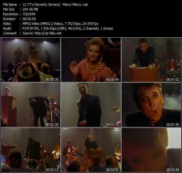 77's (Seventy Sevens) video screenshot