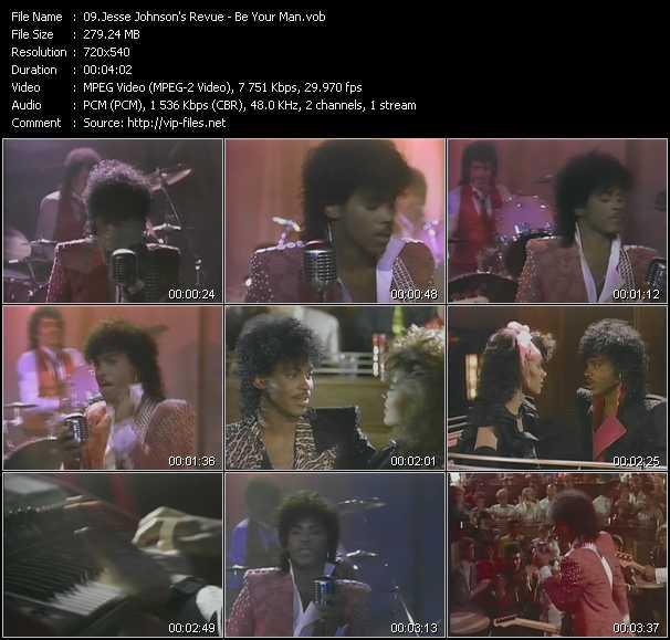 Jesse Johnson's Revue video screenshot