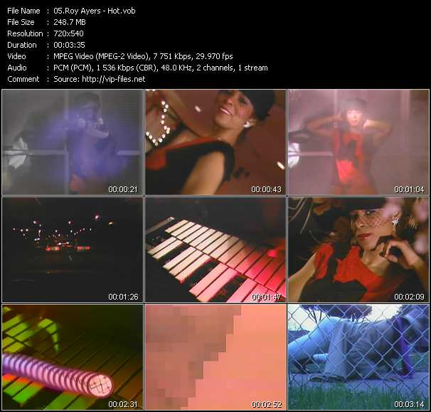 Roy Ayers video screenshot