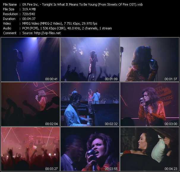 Fire Inc. video screenshot