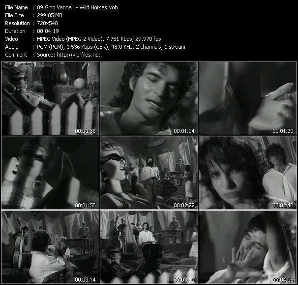 Gino Vannelli video screenshot