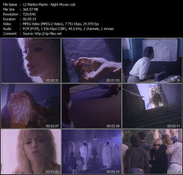 Marilyn Martin video screenshot