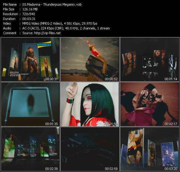 video Thunderpuss Megamix screen