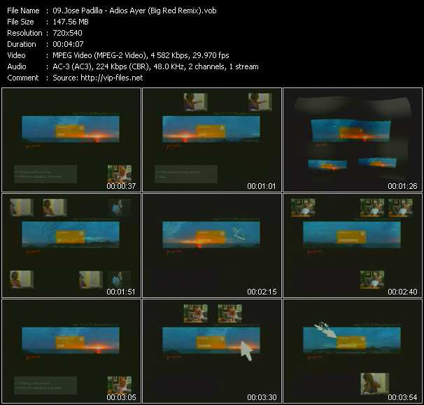 Jose Padilla video screenshot