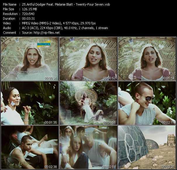 video Twenty-Four Seven screen