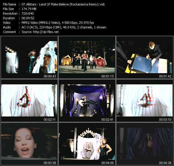 Allstars video screenshot