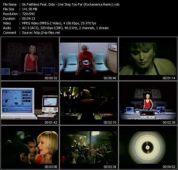 Faithless Feat. Dido video screenshot