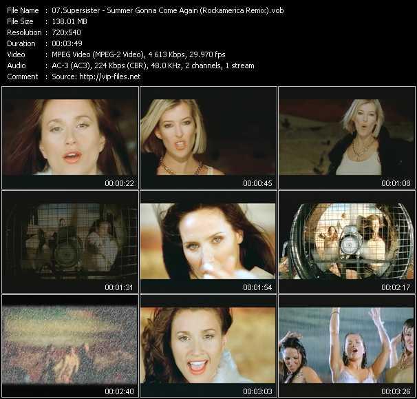 Supersister video screenshot