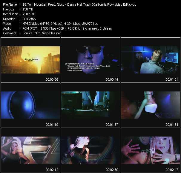 Tom Mountain Feat. Nicco video screenshot