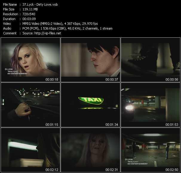 Lyck video screenshot