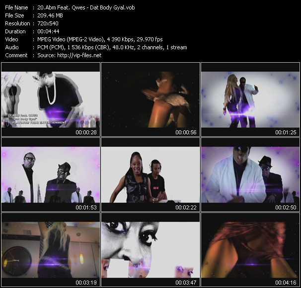 Abm Feat. Qwes video screenshot