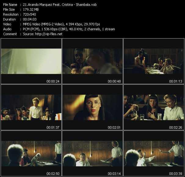 Arando Marquez Feat. Cristina video screenshot