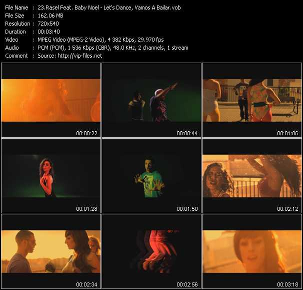 Rasel Feat. Baby Noel video screenshot