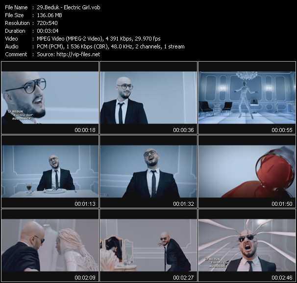 Beduk video screenshot