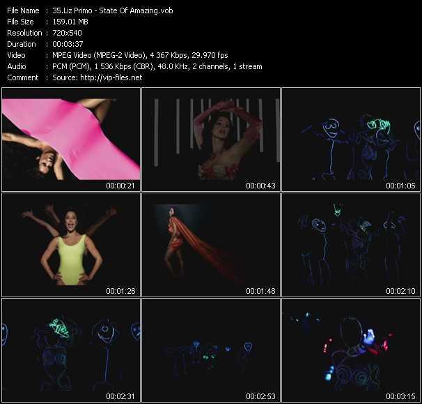 Liz Primo video screenshot