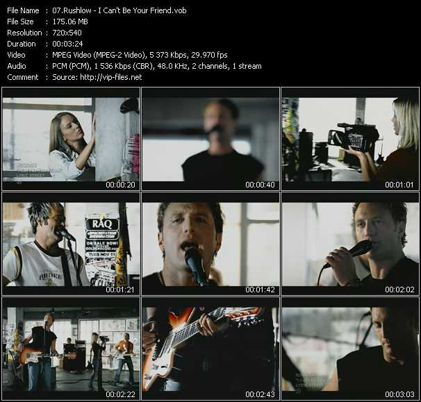 Rushlow video screenshot
