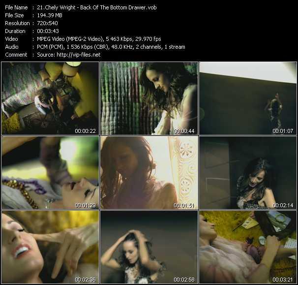 Chely Wright video screenshot