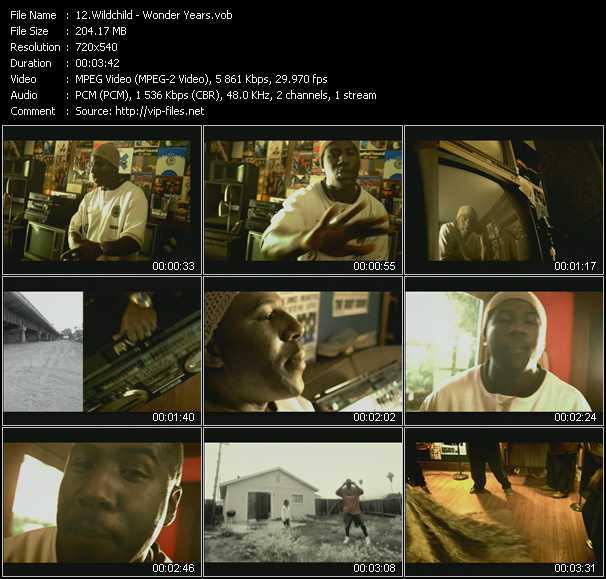 Wildchild video screenshot