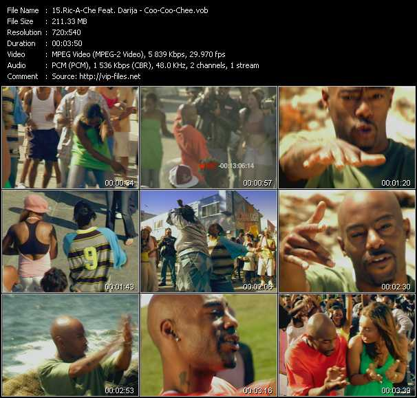 Ric-A-Che Feat. Darija video screenshot