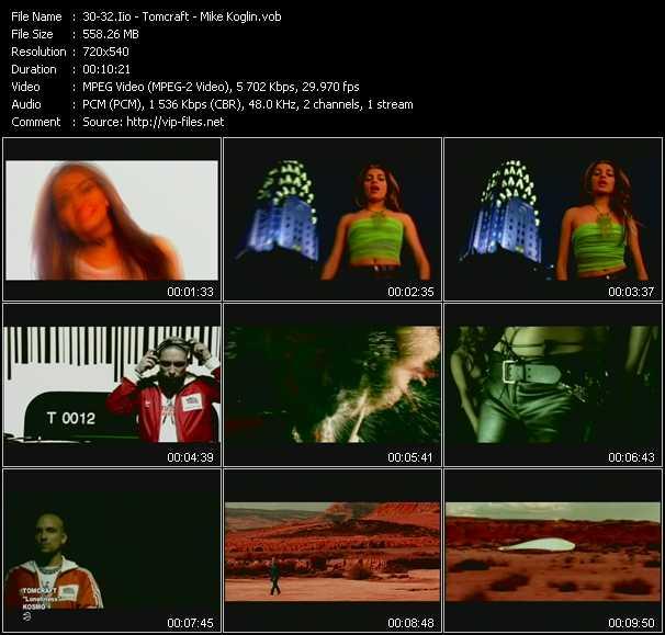 Iio - Tomcraft - Mike Koglin video screenshot