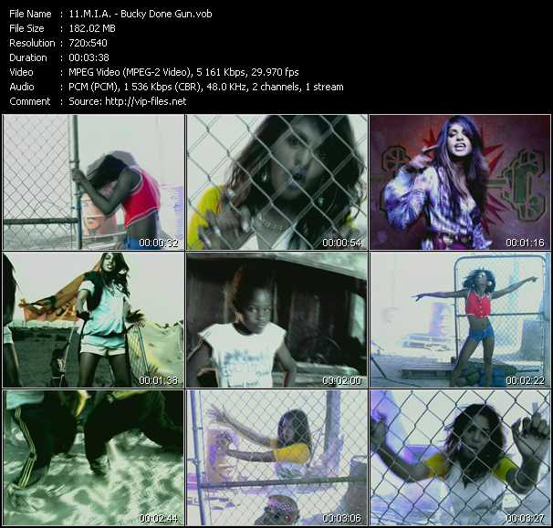 M.I.A. video screenshot