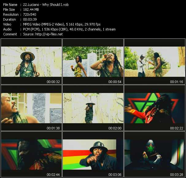 Luciano video screenshot