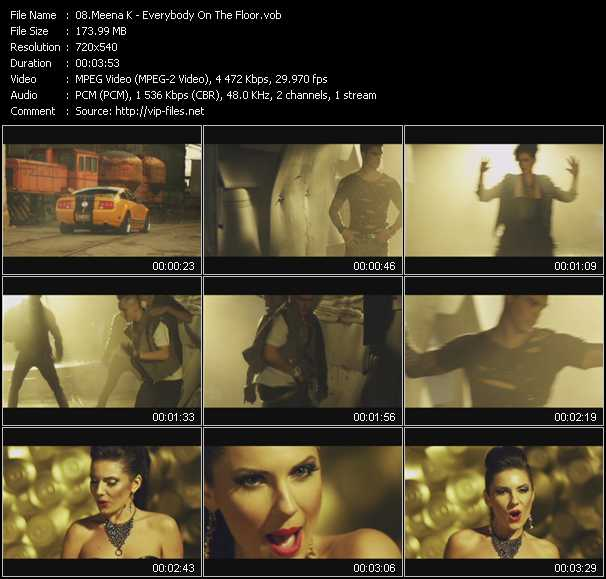 Meena K video screenshot