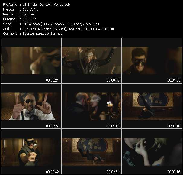 Simplu video screenshot