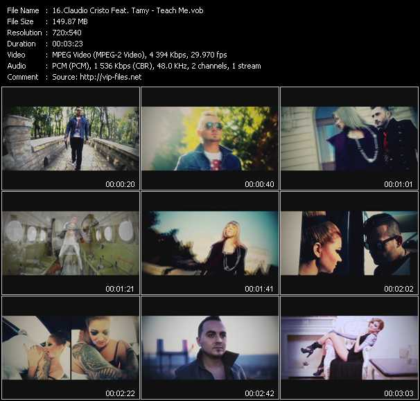Claudio Cristo Feat. Tamy video screenshot