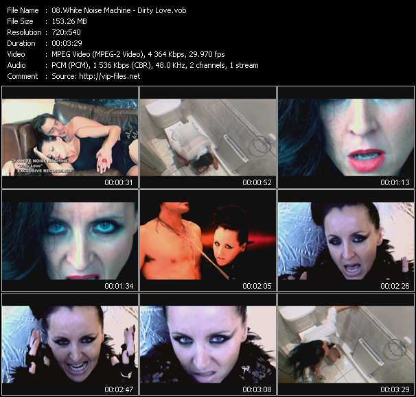 White Noise Machine video screenshot